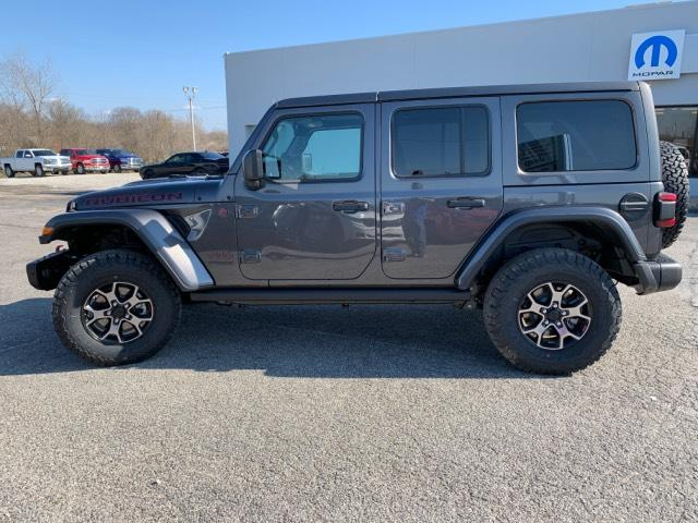 New 2019 JEEP Wrangler Unlimited Rubicon 4x4