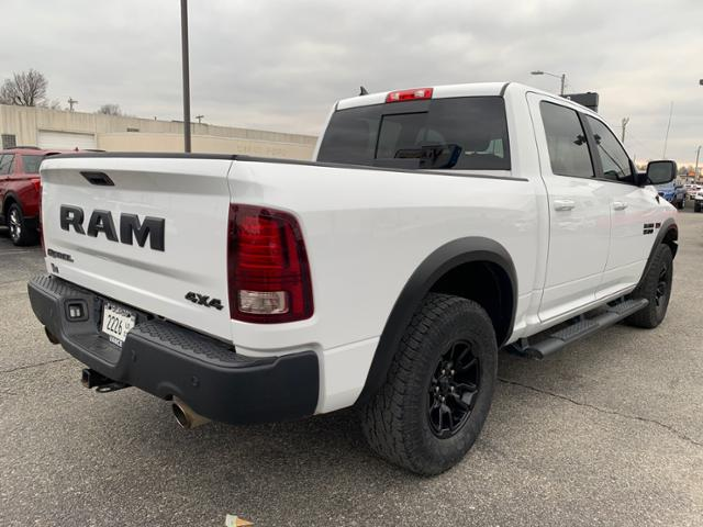 Pre-Owned 2018 Ram 1500 Rebel 4x4 Crew Cab 5'7 Box