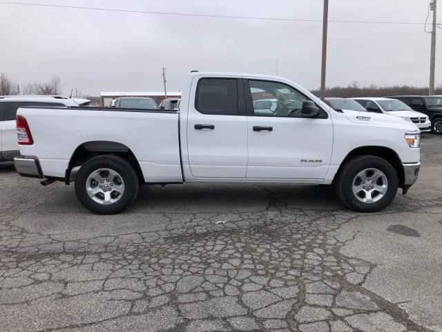 New 2019 RAM 1500 Tradesman 4x4 Quad Cab 6'4 Box
