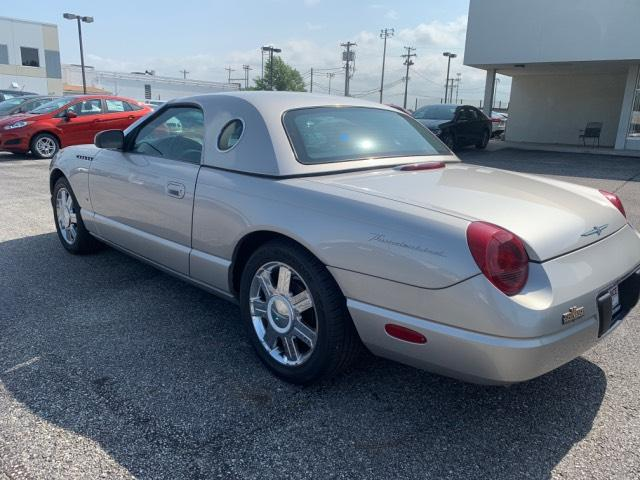 Pre-Owned 2004 Ford Thunderbird 2dr Convertible Premium