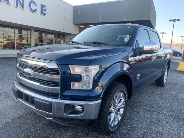 Pre-Owned 2016 Ford F-150 4WD SuperCrew 145 King Ranch
