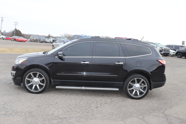 Pre-Owned 2016 Chevrolet Traverse FWD 4dr LTZ