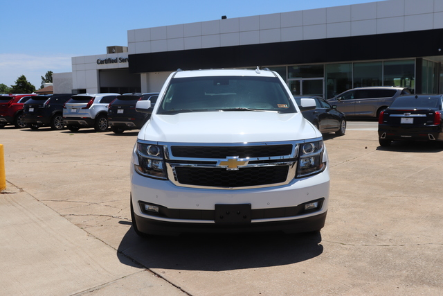 Pre-Owned 2017 Chevrolet Tahoe 4WD 4dr LT