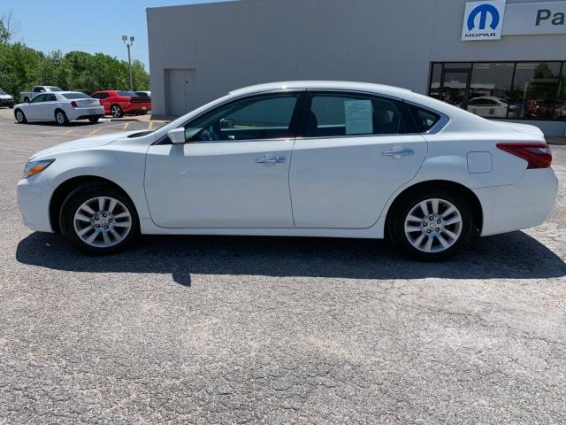 Pre-Owned 2018 Nissan Altima 2.5 S Sedan