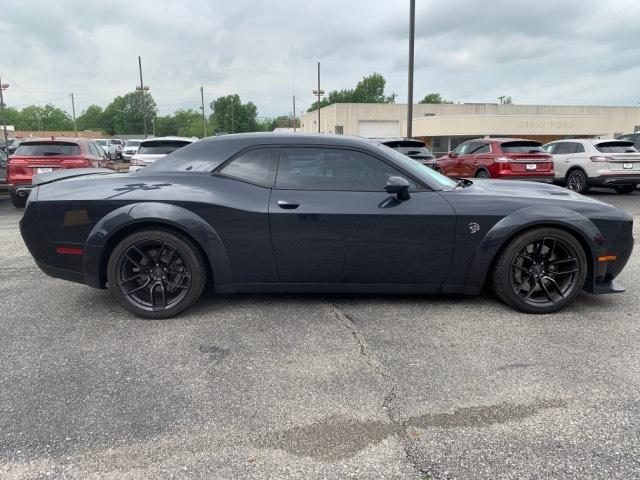 Pre-Owned 2018 Dodge Challenger SRT Hellcat Widebody RWD