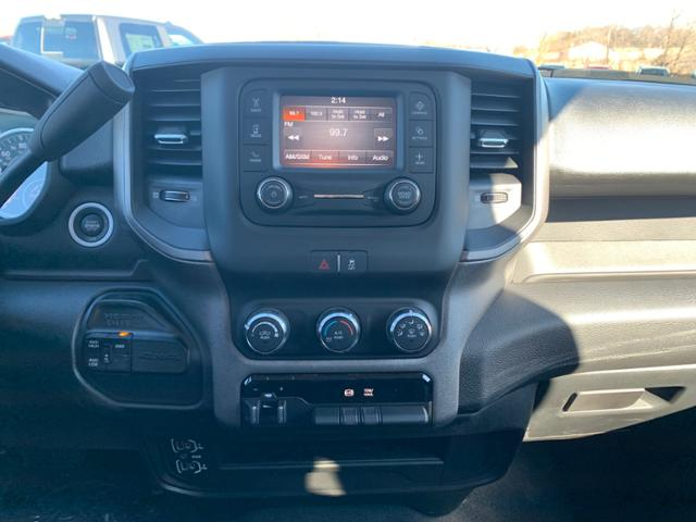 New 2020 RAM 3500 Tradesman 4x4 Crew Cab 8' Box