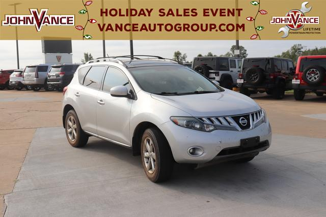 Pre-Owned 2010 Nissan Murano 2WD 4dr SL