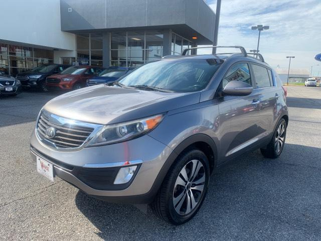Pre-Owned 2013 Kia Sportage 2WD 4dr EX