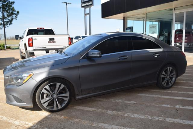 Pre-Owned 2015 Mercedes-Benz CLA CLA250 Coupe