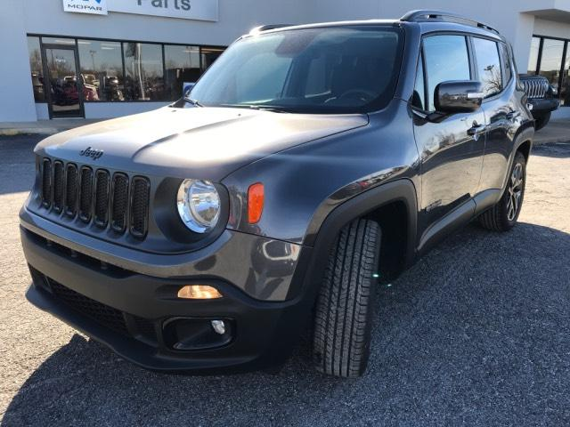 New 2018 JEEP Renegade Altitude FWD