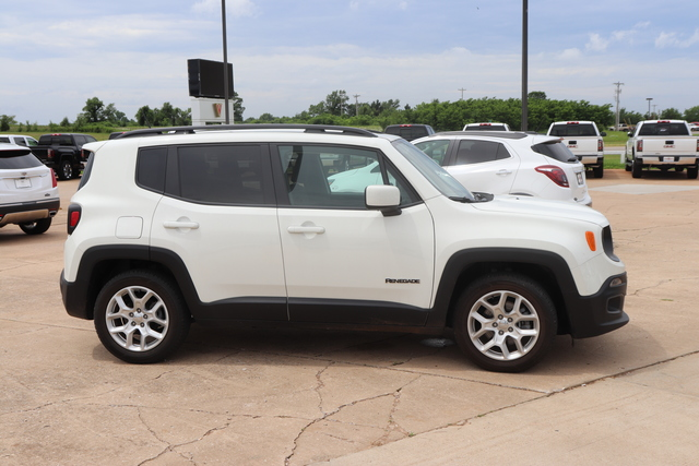 Certified Pre-Owned 2018 Jeep Renegade Latitude FWD