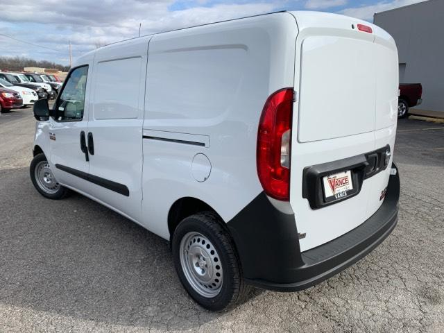New 2018 RAM ProMaster City Tradesman Van