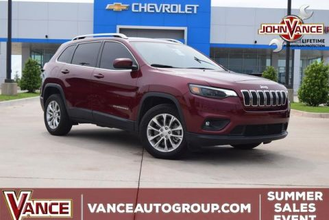 Pre-Owned 2019 Jeep Cherokee Latitude FWD