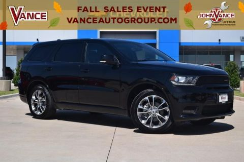 Pre-Owned 2019 Dodge Durango GT Plus RWD