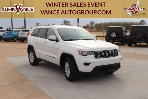 Pre-Owned 2017 Jeep Grand Cherokee Laredo 4x2