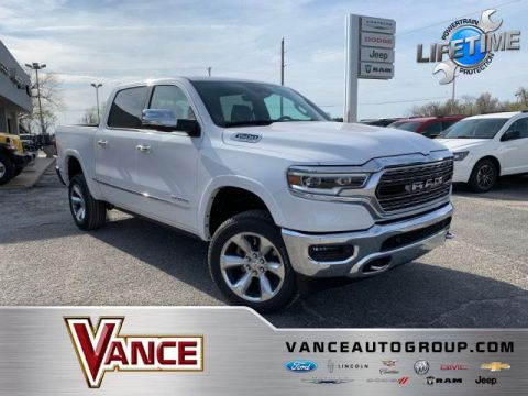 New 2019 RAM 1500 Limited 4x4 Crew Cab 5'7 Box