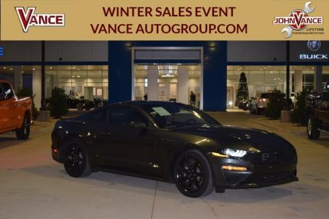 Pre-Owned 2019 Ford Mustang EcoBoost Fastback
