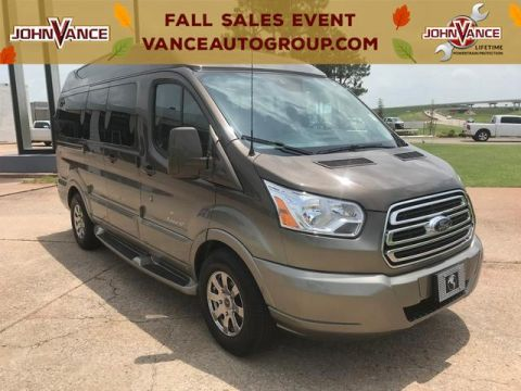Pre-Owned 2017 Ford Transit T-150 130 Low Roof XLT Swing-Out R