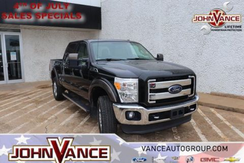 Pre-Owned 2015 Ford Super Duty F-350 SRW 4WD Crew Cab 156 Lariat
