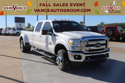Pre-Owned 2016 Ford Super Duty F-350 DRW 4WD Crew Cab 172 Lariat