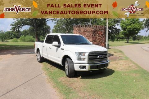 Pre-Owned 2017 Ford F-150 Limited 4WD SuperCrew 5.5' Box
