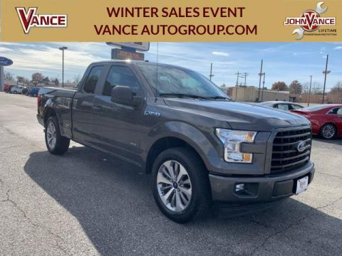 Pre-Owned 2017 Ford F-150 XL 2WD SuperCab 6.5' Box