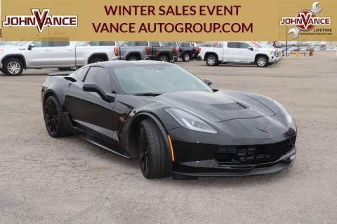 Pre-Owned 2019 Chevrolet Corvette 2dr Grand Sport Cpe w/1LT