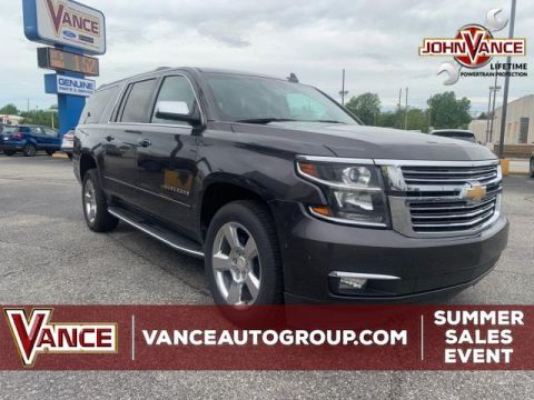 Pre-Owned 2018 Chevrolet Suburban 2WD 4dr 1500 Premier