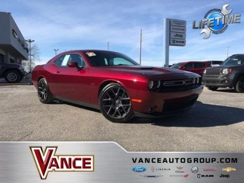 Pre-Owned 2017 Dodge Challenger R/T Plus Coupe