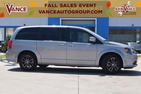 Pre-Owned 2018 Dodge Grand Caravan SE Plus Wagon