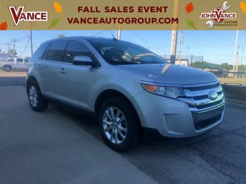 Pre-Owned 2012 Ford Edge 4dr Limited FWD