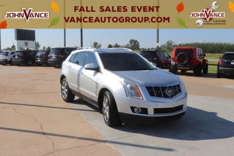 Pre-Owned 2012 Cadillac SRX FWD 4dr Premium Collection