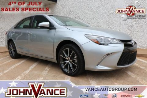 Pre-Owned 2017 Toyota Camry XSE V6 Auto