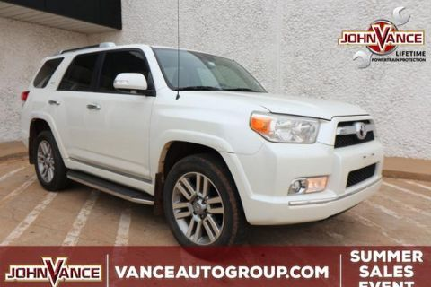Pre-Owned 2012 Toyota 4Runner 4WD 4dr V6 Limited